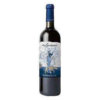 Don Luciano Vino tinto crianza con denominación de origen La Mancha Botella de 75 cl