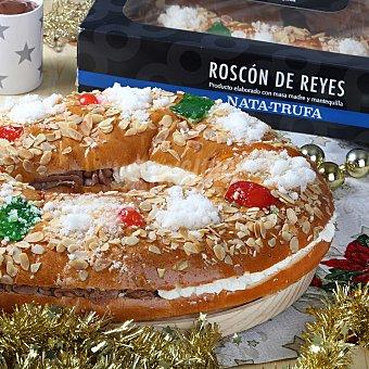 Roscón grande nata-trufa 1300 g