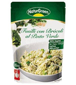 Naturgreen Fusilli con Brócoli al Pesto Verde Bio 150 g