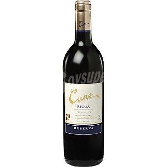 Cune Vino Tinto Reserva Rioja Botella de 75 cl