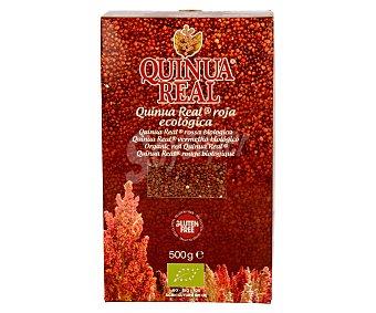 Quinua Real Grano de quinua real roja ecológica 500 gramos