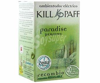 Kill-Paff Recambio ambientador eléctrico Perfume 25 Mililitros