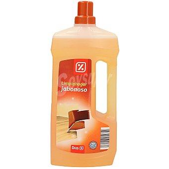 DIA Limpiador jabonoso madera botella 1.5 lt 5 lt