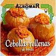 Cebollas rellenas de bonito lata 375 g neto escurrido lata 375 g neto escurrido Agromar