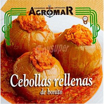 Agromar Cebollas rellenas de bonito Lata 375 g neto escurrido