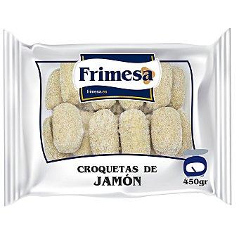 Frimesa Croquetas de jamón 450 g