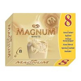 Frigo Magnum Magnum de chocolate blanco Pack 4x110 ml