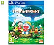 Doraemon: Story of Seasons para Playstation 4. Género: estrategia, gestión. pegi: +3.  Bandai namco