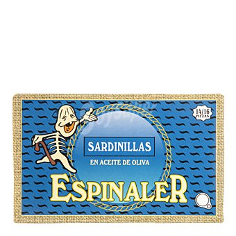 Conservas Espinaler Sardinillas 81 g