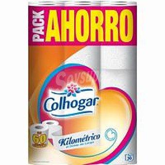 Colhogar Papel higiénico km Paquete 30 rollos