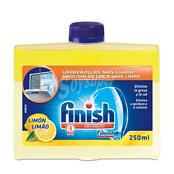 Finish Limpiamaquinas limón 250 ml