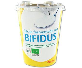 Auchan Yogur con bífidus procedente de ganadería ecológica 400 gramos