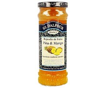 St. Dalfour Rapsodia de frutas piña y mango Frasco 284 g