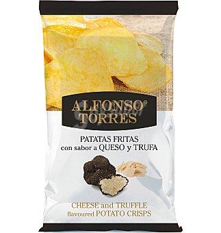 Alfonso Torres Patatas queso y trufa 120 g