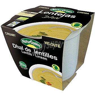 Naturgreen Crema lentejas dhal 310 g.