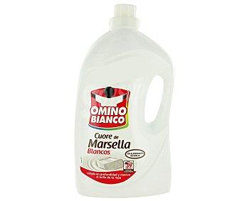 OMINO BIANCO Detergente Líquido Blancos 26+13 dosis