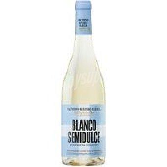 F.RIVERO Vino Blanco Semidulce De La Tierra Botella 75 cl