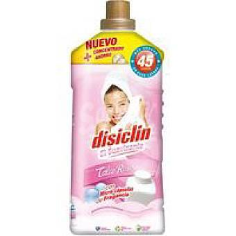 Disiclin Suavizante taco rosa Botella 2,2 litros
