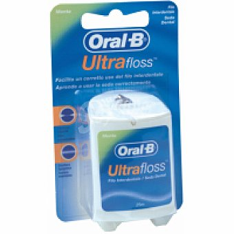 Oral-B Seda Ultra Floss Rollo 25 m