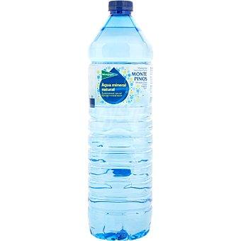 El Corte Inglés Agua mineral natural botella 1,5 l 1,5 l