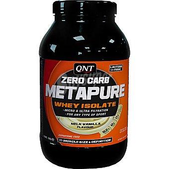 QNT Zero Carb Metapure Ultra Whey Protein vainilla Bote de 1 kg