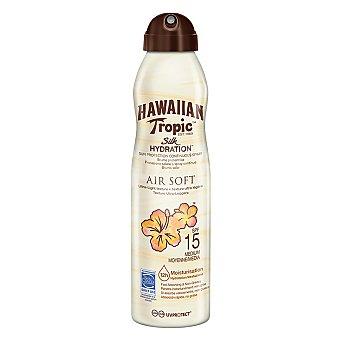 Hawaiian Tropic Loción protección solar en spray Bruma SPF 15 177 ml