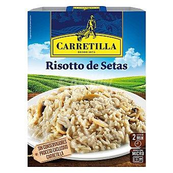 Carretilla Risotto de Setas Sin Conservantes 250 g