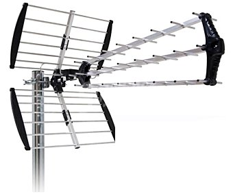 AXIL AN0546L Antena de exterior de 42 elementos y hasta 17 dB de ganancia