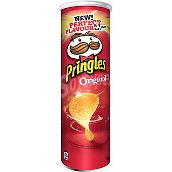 Pringles Patatas fritas sabor Original Envase 190 g