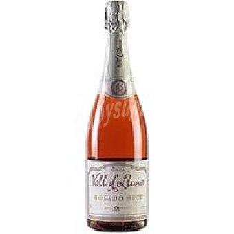 VALL D'LLUNA Cava Rosé Botella 75 cl