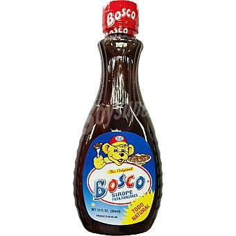 BOSCO Sirope de arce para tortitas Botella 354 ml