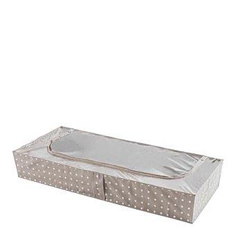 COMPACTOR Funda baja de almacenaje con tapa con cremallera 16 cm 1 ud