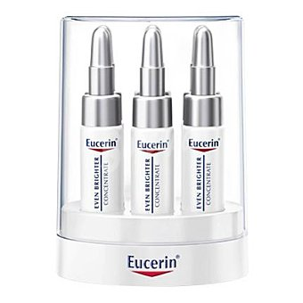 Eucerin Despigmentante Even Brighter concentrado en ampollas Pack 6x5 ml