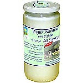 LA SIERRA Yogur natural con bífidus Tarro 660 g