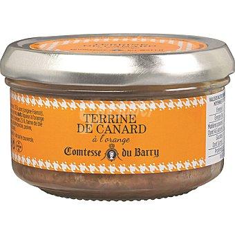 Comtesse du Barry Paté de pato a la naranja tarrina 140 g tarrina 140 g
