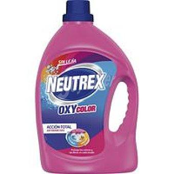 Neutrex Quitamanchas color Oxy5 Garrafa 2,62 litros