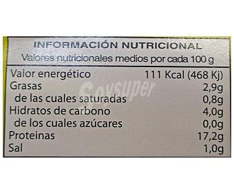 REY del SUR Almejones al natural Lata de 72 gramos