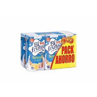 Bifrutas Pascual Zumo y leche sabor Mediterráneo Pack 6x200 ml