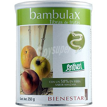 Santiveri Bambulax fibras de fruta y bambú  envase 250 g