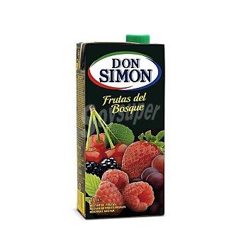 Don Simón Néctar de frutas del bosque Brik 1 litro