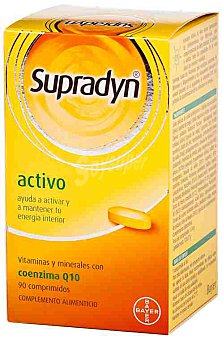 SUPRADYN Supradyn Activo Comprimidos 90 ud