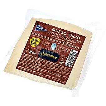 Hipercor Queso castellano viejo elaborado con leche cruda cuña 250 g