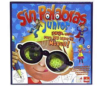 GOLIATH Juego de Mesa Sin Palabras, Edición Junior, de 3 a 12 Jugadores 1u