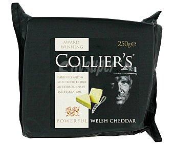 Coliers Queso Cheddar 250 gramos