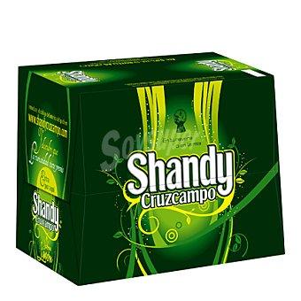 Shandy Cruzcampo Cerveza Pack 12x25 cl