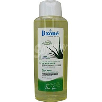 Lixone gel de aloe vera piel seca o sensible Bote 750 ml