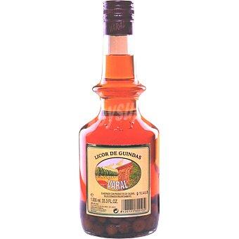 Varal Licor de guindas Botella 1 l