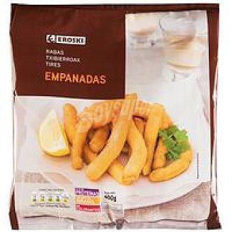 Eroski Rabas Empanadas  Bolsa de 400 g