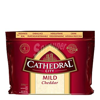 CATHEDRAL CITY Cathedral City tierno beige 200 g
