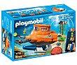 Escenario de juego Submarino con motor submarino con figura y accesorios, sports&action 9234 playmobil  Playmobil